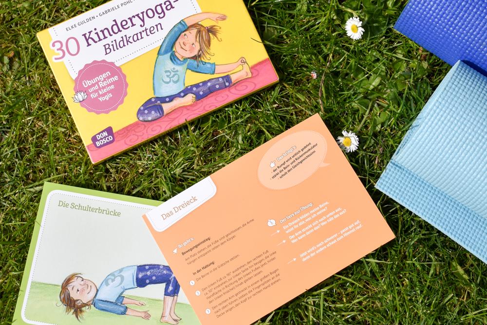 Unterhaltungstipps Kindergartenkind Coronakrise Kinderyoga