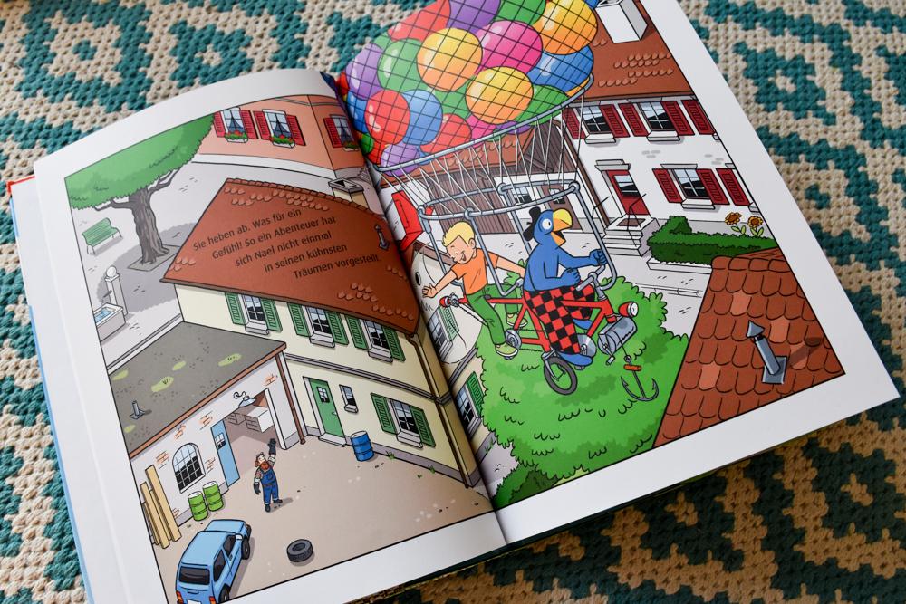 Unterhaltungstipps Kindergartenkind Coronakrise libro indviualisiertes Globibuch