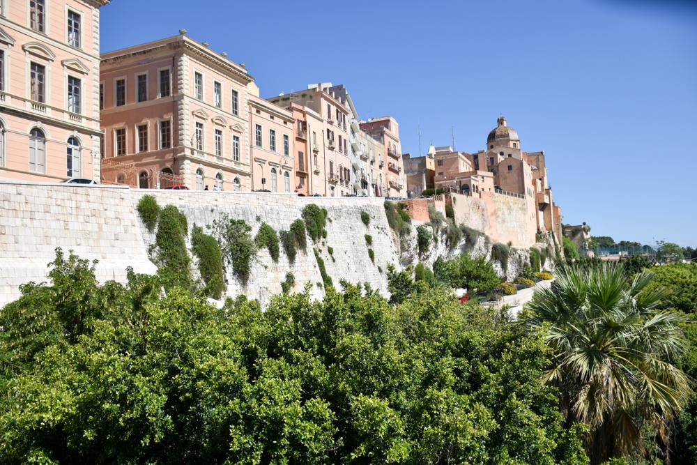 Corona Sardinien Bastione Saint Remy