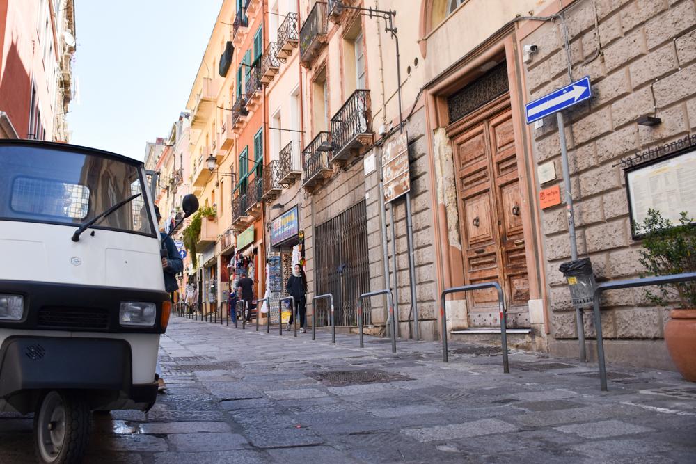 Corona Sardinien Cagliari