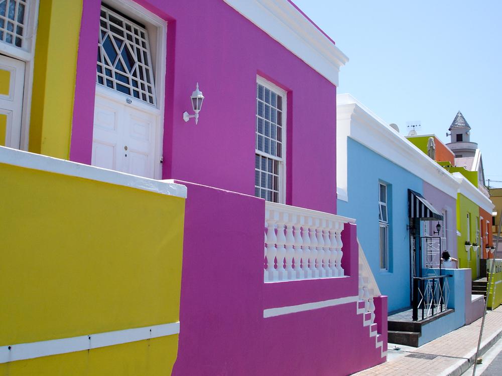 Corona in Südafrika Erfahrungsbericht einer Einheimischen Bo Kaap Viertel in Kapstadt