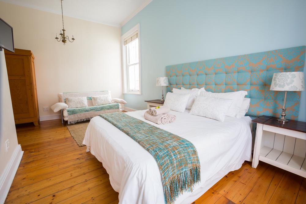 Corona in Südafrika Erfahrungsbericht einer Einheimischen Zimmer Six on Scott Gästehaus