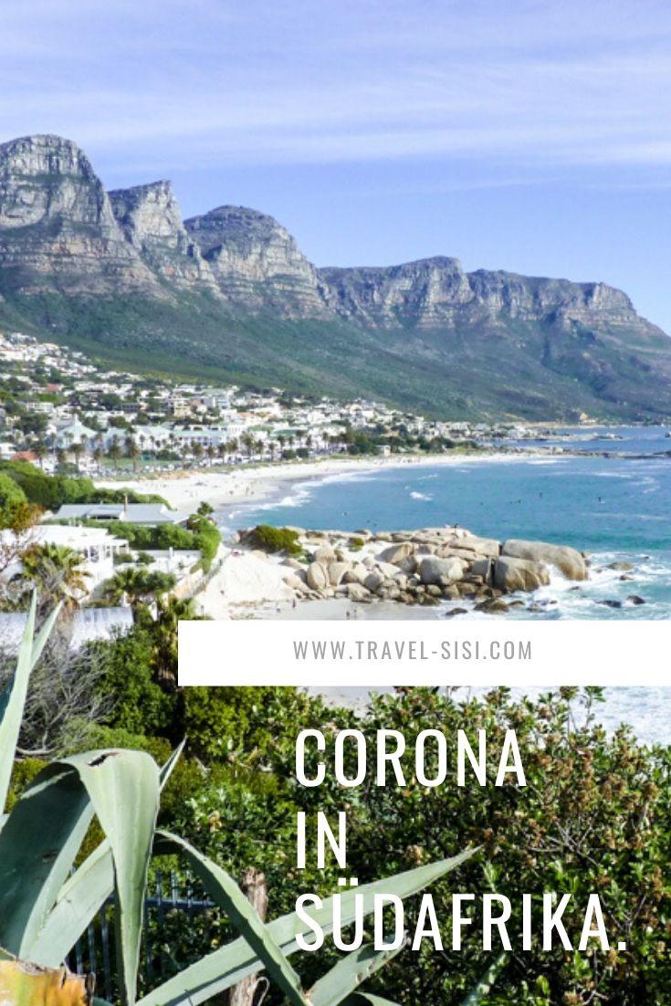 Corona Südafrika