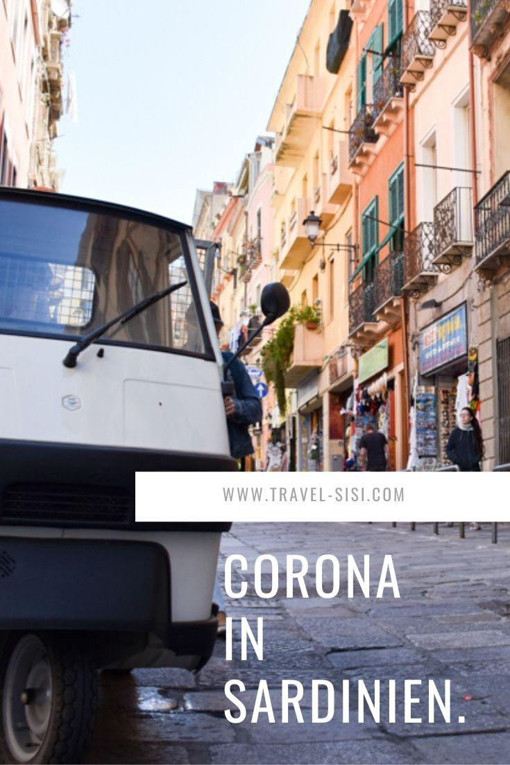 Corona in Sardinien