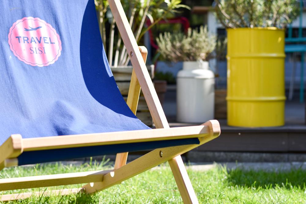 Das Positive der Coronakrise Travel Sisis Liegestuhl