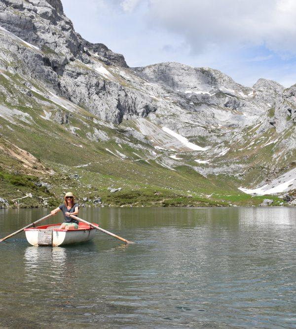 Ausflugstipp im Prättigau: Wanderung zum Partnunsee