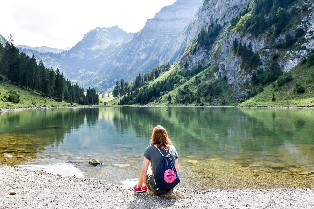 Die schönsten Seen der Schweiz Talalpsee Glarus