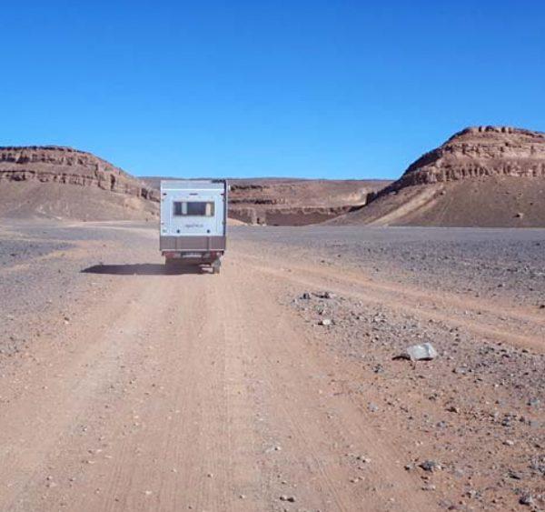 Genug Zeit für den Weg – Eine Weltreise im Camper