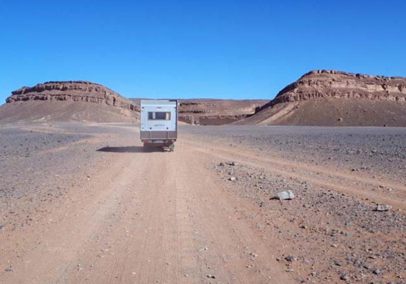Weltreise im Camper Weg auf Zeit
