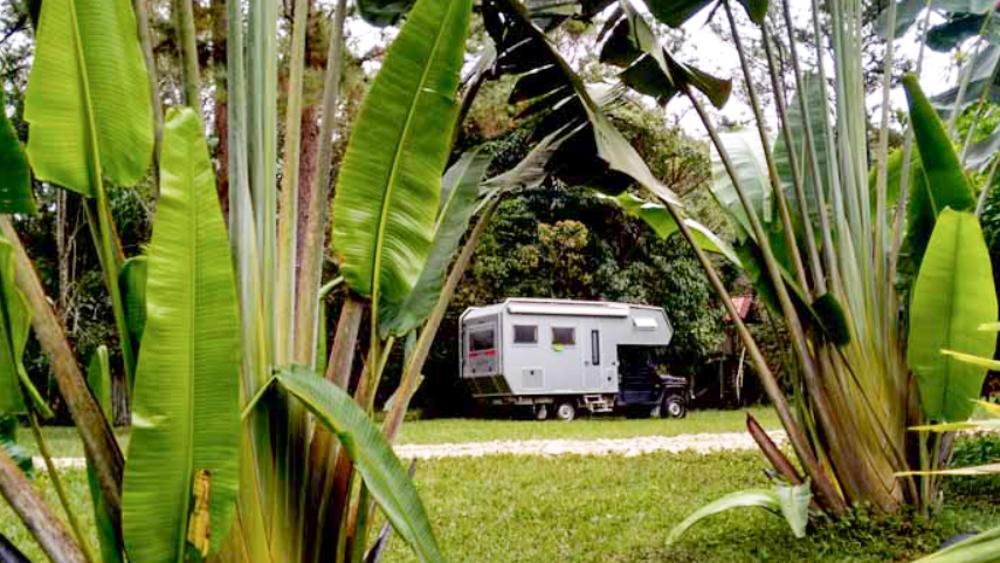Weltreise im Camper Weg auf Zeit Guatemala