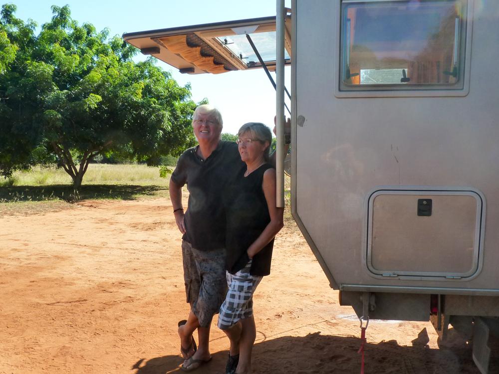 Weltreise im Camper Weg auf Zeit Iris und Wolfram und ihr OF-EN