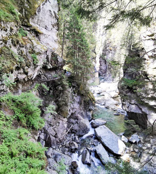 Rofflaschlucht – Spektakulärer Ausflugstipp in der Bündner Region Viamala