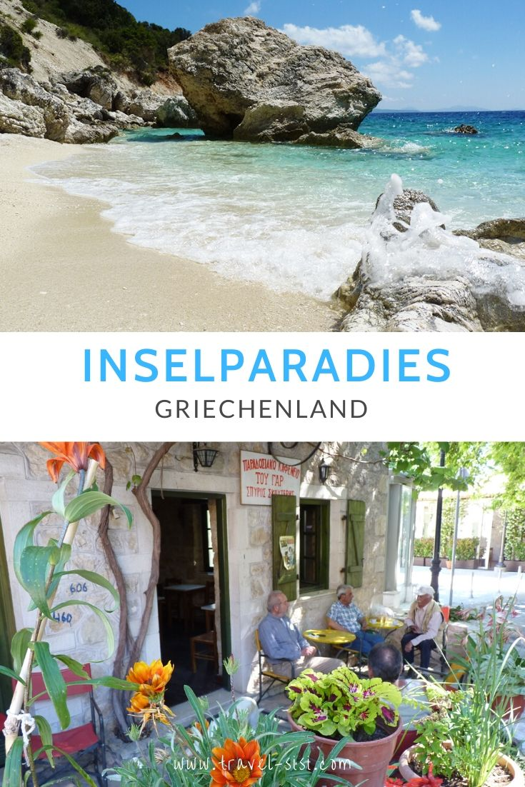 Inselparadies Griechenland Lefkada