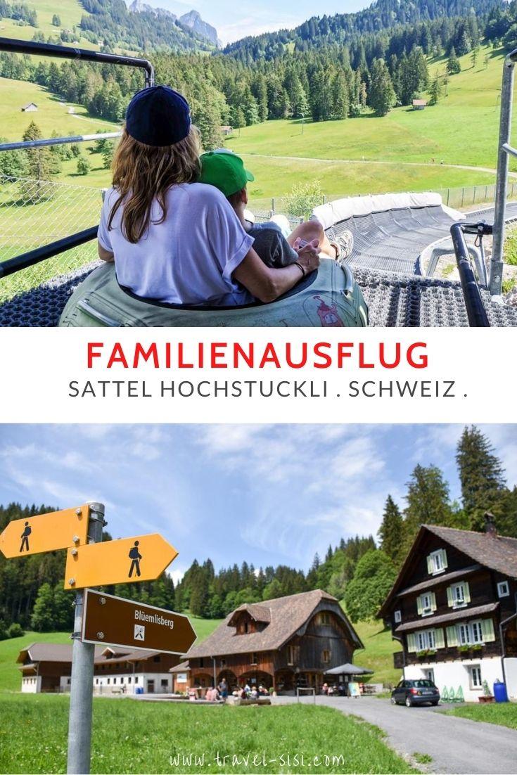 Familienausflug Sattel Hochstuckli Schwyz Schweiz