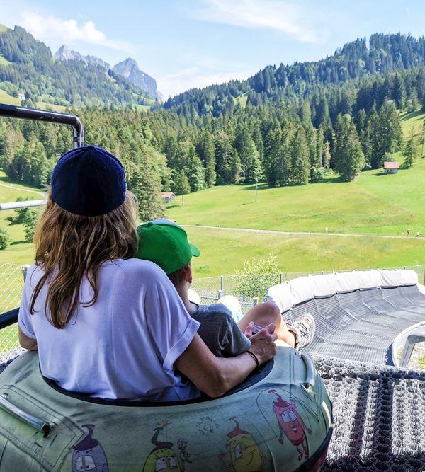 Ausflugstipp Sattel Hochstuckli – Viel Spass und Aussicht beim Familienausflug