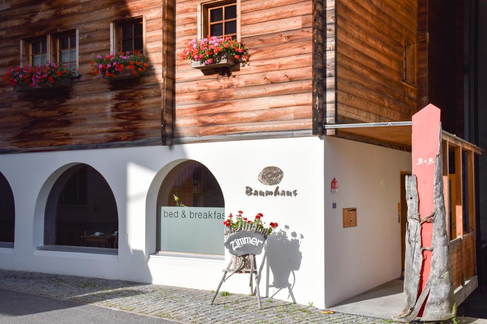 Familienwochenende Aletsch Arena Wallis Schweiz Baumhaus BB