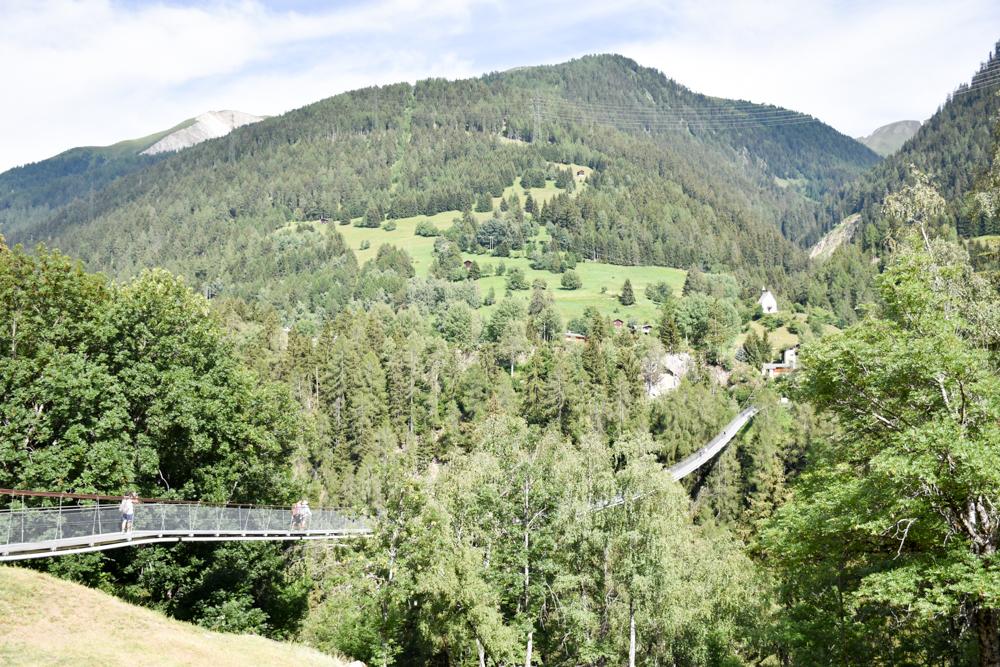Familienwochenende Aletsch Arena Wallis Schweiz Gomsbridge