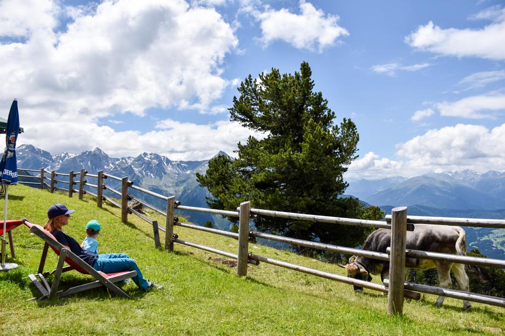 Familienwochenende Pitztal Tirol Österreich Travel Sisi Esther Mattle
