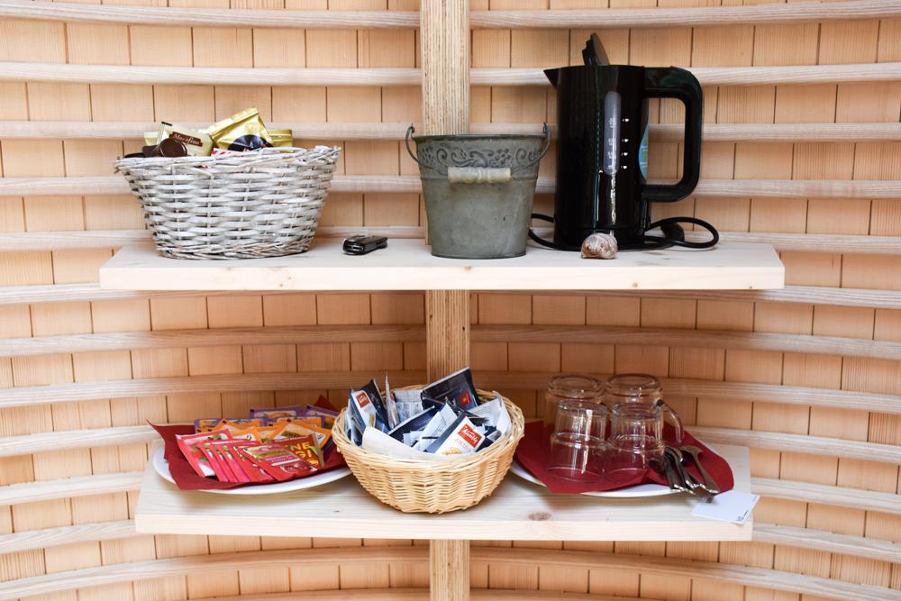 Unterkunft Berner Oberland Schweiz Bienenkorb Jugendherberge Grindelwald Kaffee und Tee