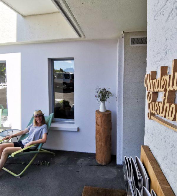 Unterkunft Weggis Vierwaldstättersee Schweiz Wanderlust Guesthouse