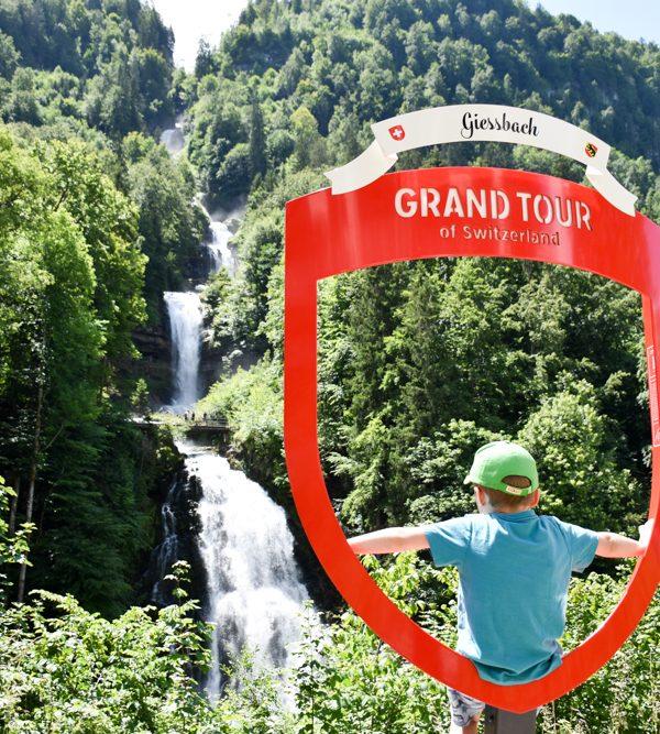 Ausflugstipp Giessbachfälle Brienzersee Interlaken Schweiz