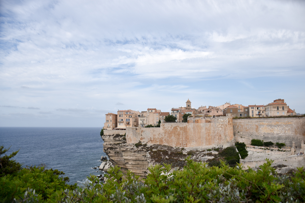 Camping Rundreise Korsika Bonifacio