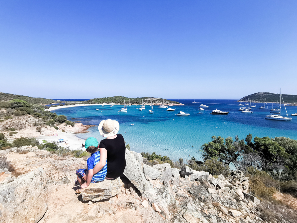 Camping Rundreise Korsika mit Kind