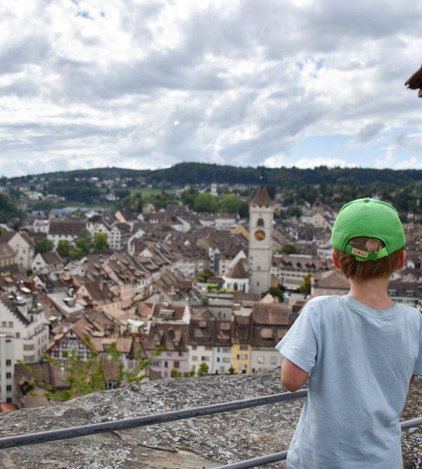 Familienwochenende Schaffhauserland Schweiz
