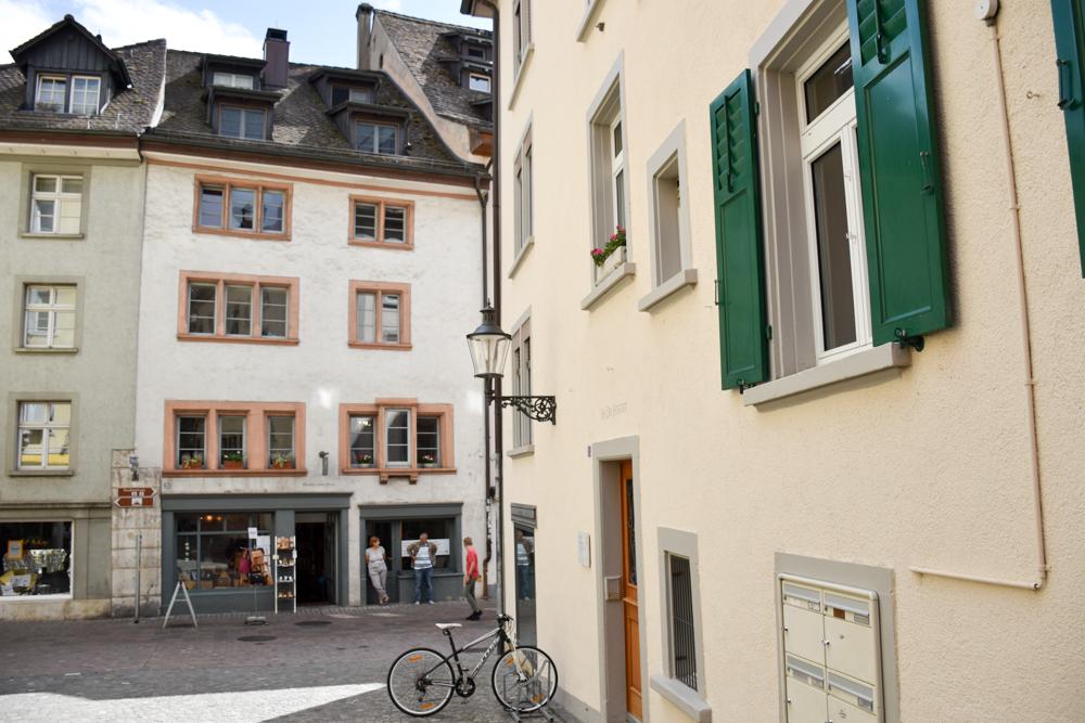 Familienwochenende Schaffhauserland Schweiz Schaffhausen