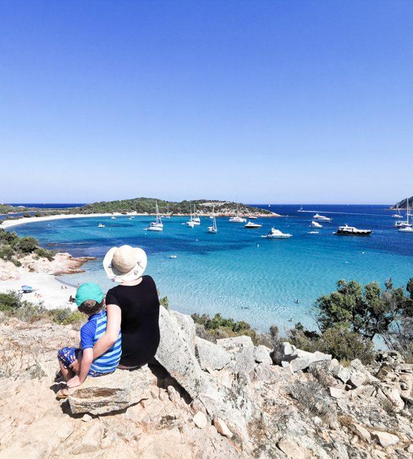 Camping Rundreise Korsika mit Kind und Familie