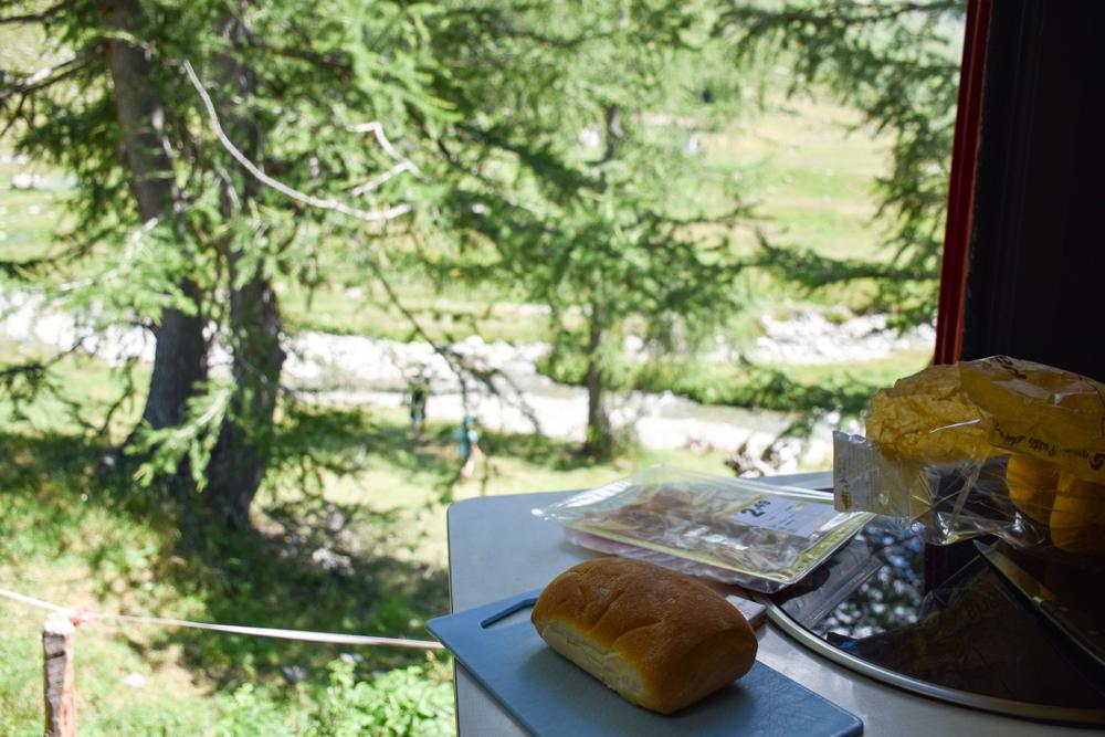 Entscheidung Camper kaufen die Küche reist mit