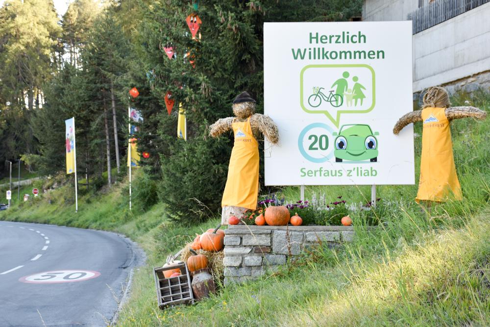 Familienwochenende Serfaus Tirol Österreich Anreise Serfaus