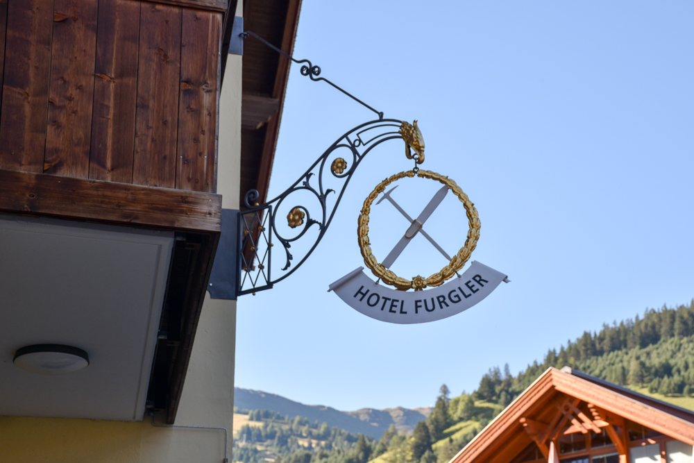 Familienwochenende Serfaus Tirol Österreich Unterkunft im Familienhotel Furgler