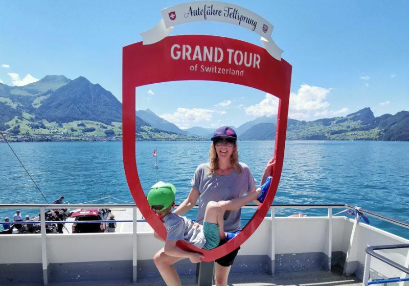 Kleine Grand Tour of Switzerland mit Familie: Route, Tipps und Unterkunft für den Schweizer Road Trip