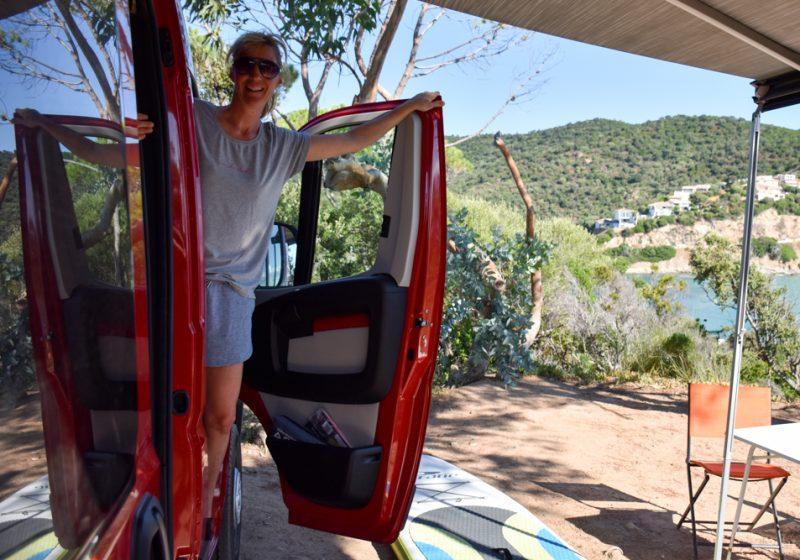 Travel Sisi Esther Mattle erklärt die Entscheidung Camper kaufen