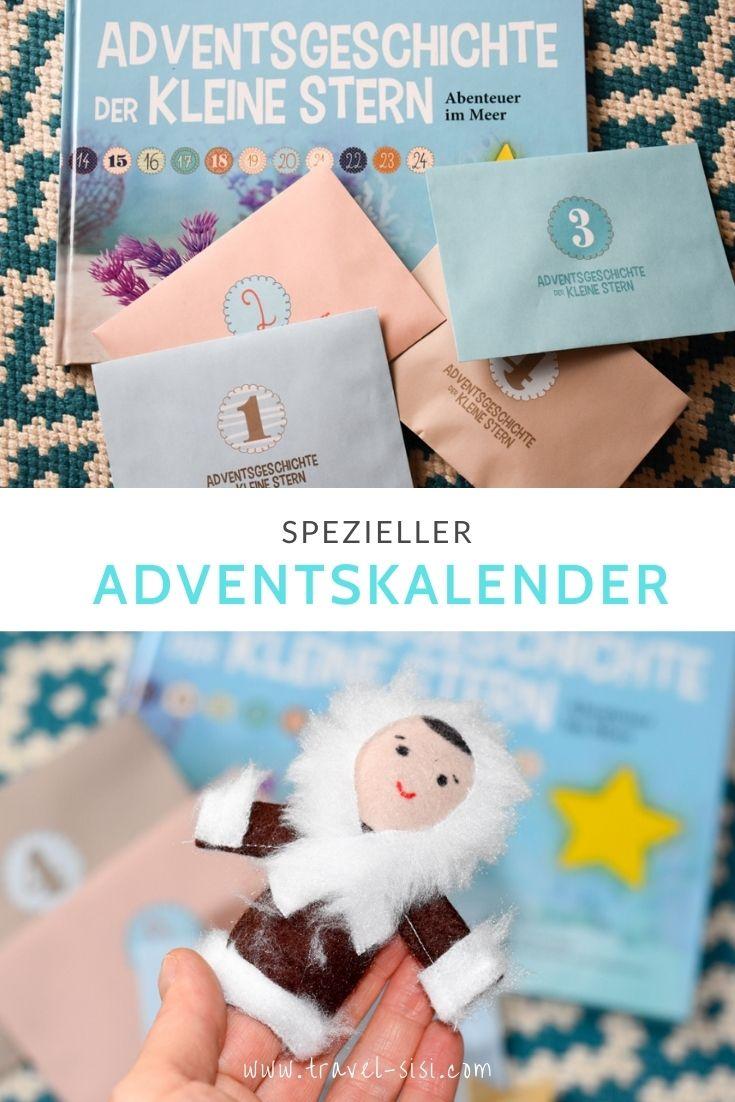 Adventskalender Adventsgeschichte der kleine Stern