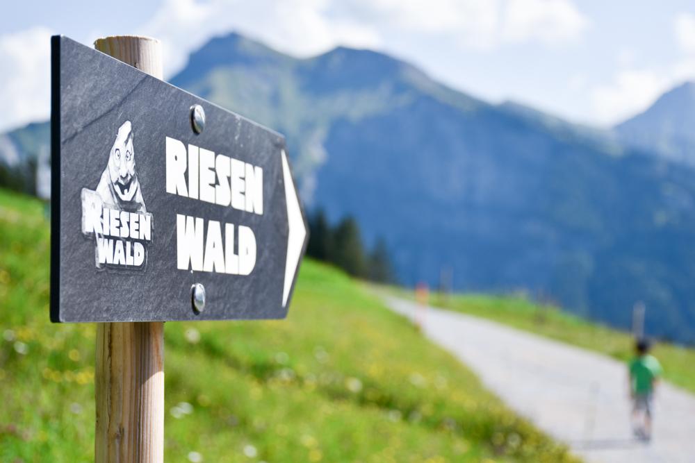 Ausflugstipp Familie Riesenwald Elm Glarus Schweiz