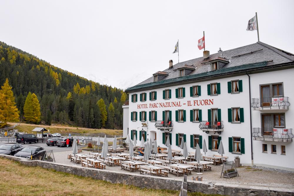 Familienwochenende Schweizerischer Nationalpark Engadin Graubünden Schweiz Hotel Il Fuorn