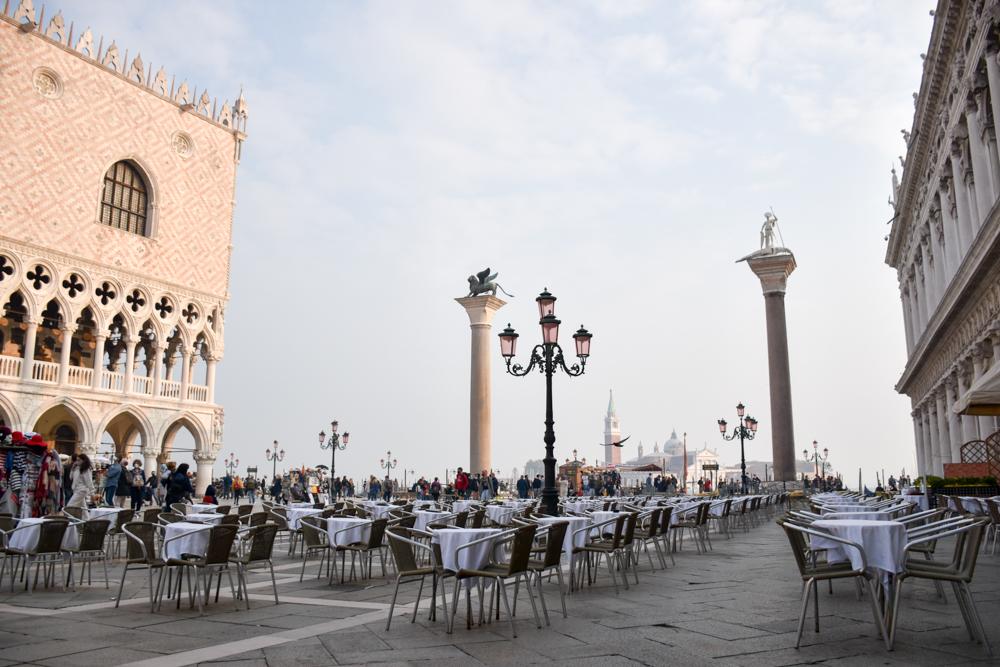 Camper Reise Venedig Italien Palazzo Ducale