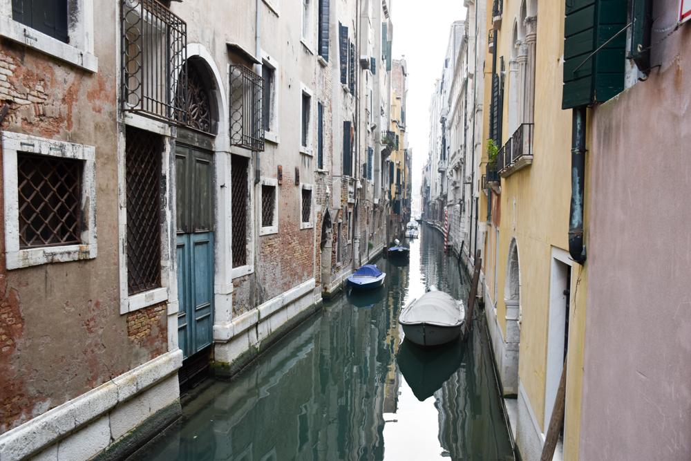 Camper Reise Venedig Italien charmante Ecken