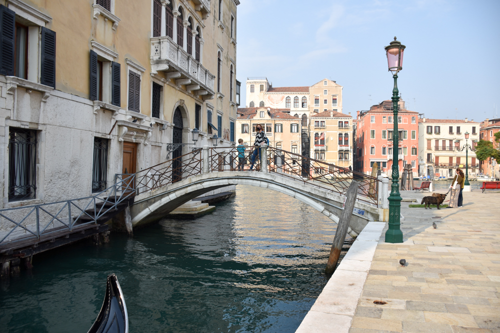 Camper Reise Venedig Italien wunderschönes Venedig