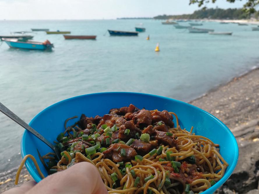 Restauranttipps Mauritius authentisches Essen