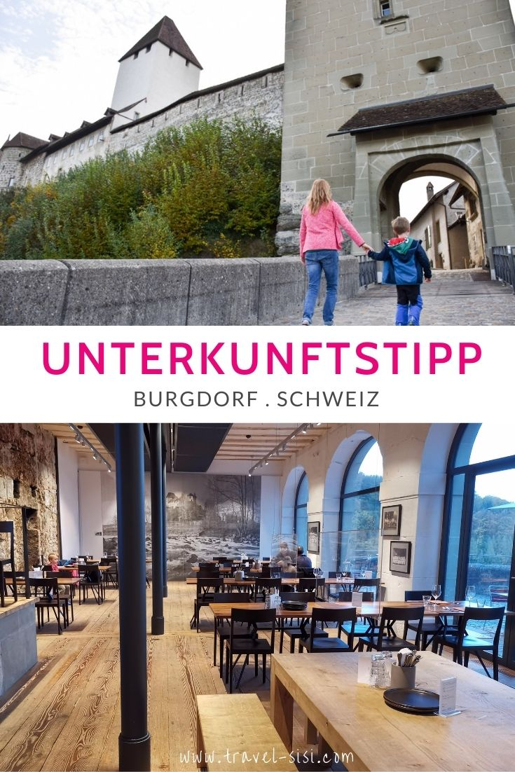 Unterkunftstipp Burgdorf Emmental Schweiz