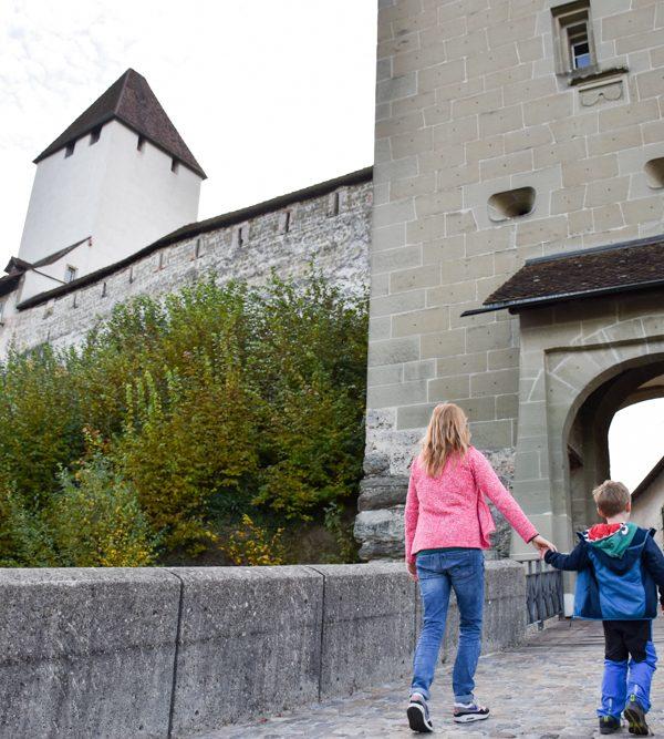 Unterkunftstipp Emmental Schweiz: Spezielle Übernachtung in der Jugendherberge Schloss Burgdorf