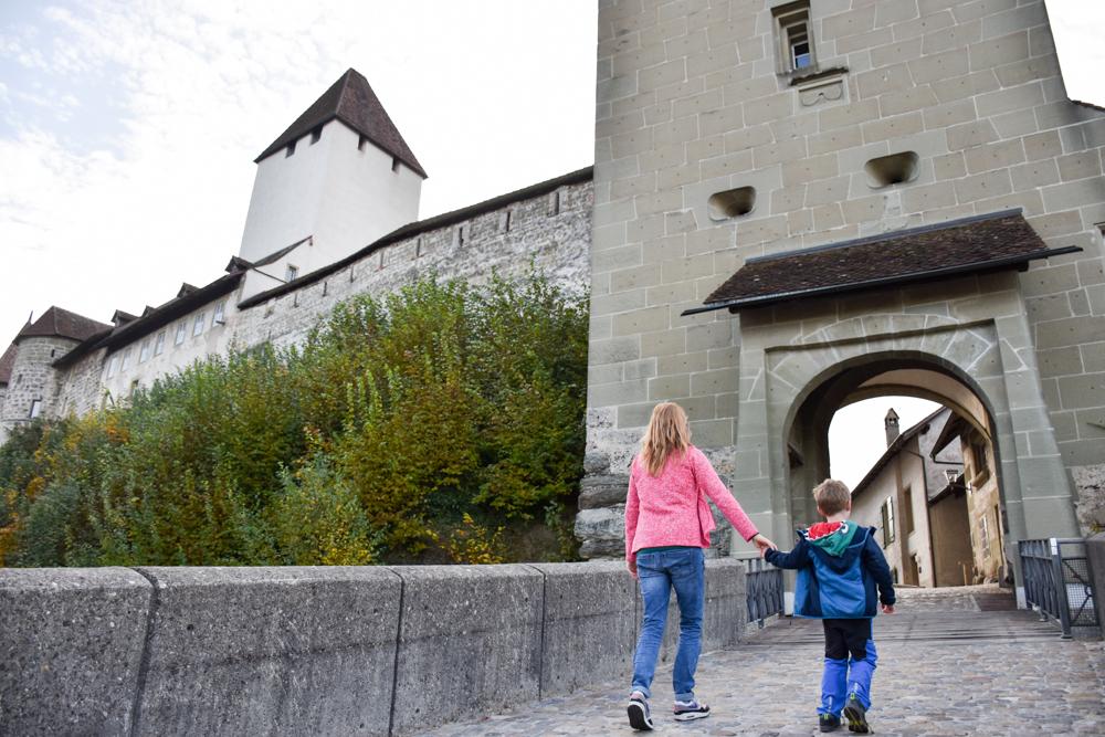 Unterkunftstipp Jugendherberge Schloss Burgdorf Emmental Schweiz