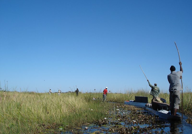 Okavango Delta Botswana Campingtrip
