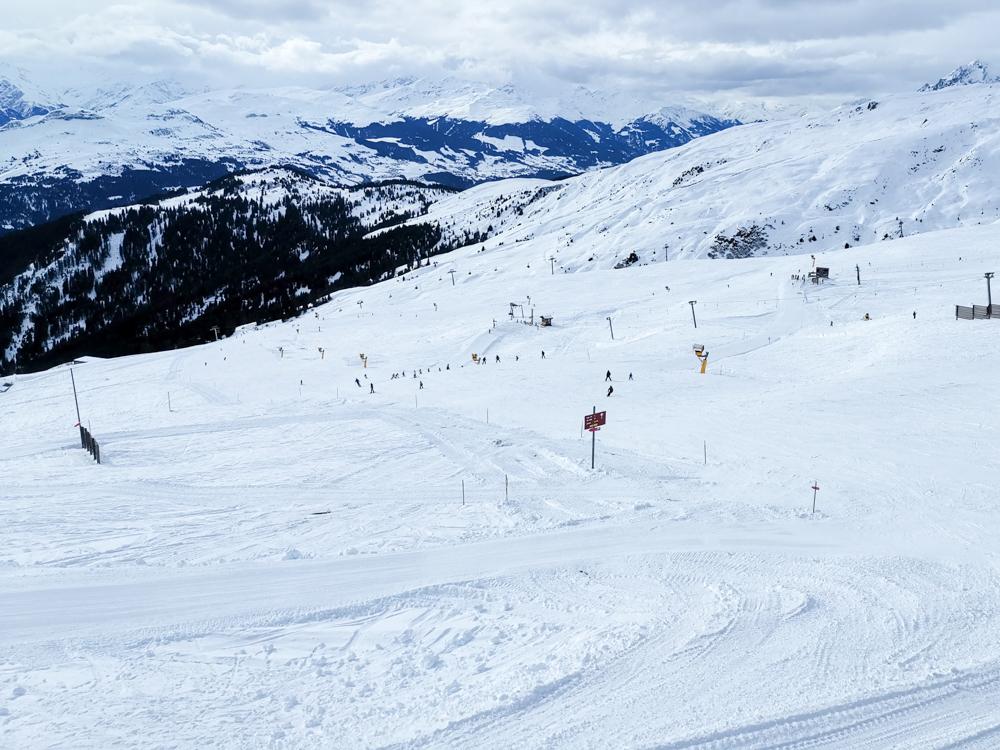 Winterweekend Laax wellnessHostel3000 Graubünden Schweiz Wintersportgebiet