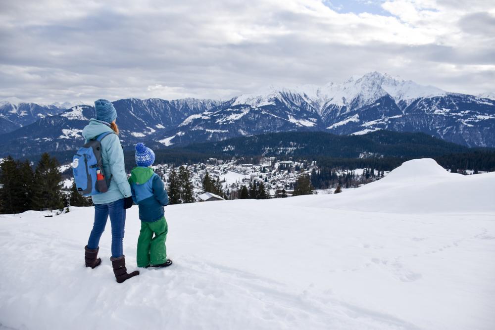 Winterweekend Laax wellnessHostel3000 Graubünden Schweiz