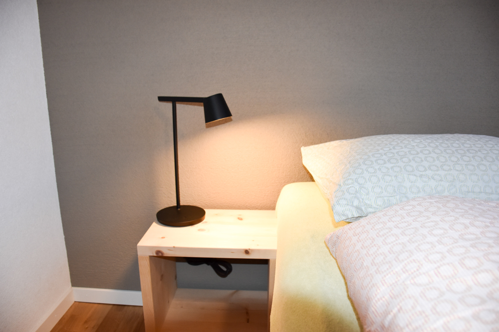 Winterweekend Laax wellnessHostel3000 Graubünden Schweiz Bett Familienzimmer
