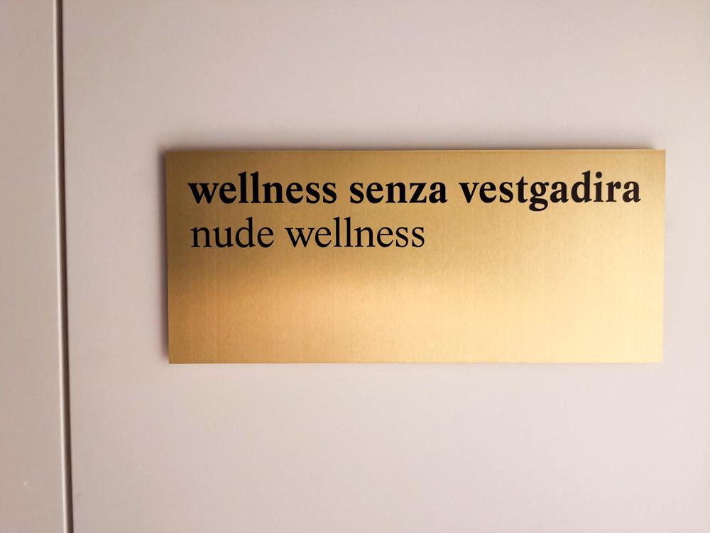 Winterweekend Laax wellnessHostel3000 Graubünden Schweiz Wellnessbereich